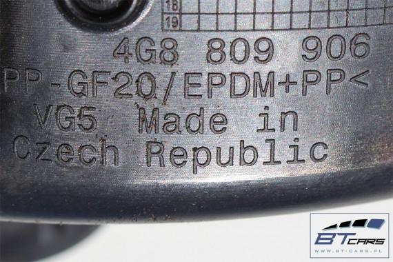 AUDI A7 KLAPKA WLEWU PALIWA + KOREK 4G8 809 906