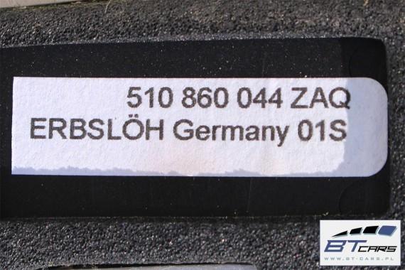 VW GOLF 7 VII SPORTSVAN RELINGI DACHOWE 510860043 510860044 510 860 043 044 3Q7 -aluminium reling dachowy 2 sztuki komp. 510